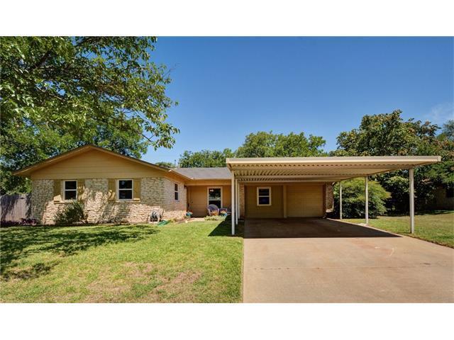 6800 Deborah Dr, Austin, TX 78752 (#5111351) :: Van Poole Properties