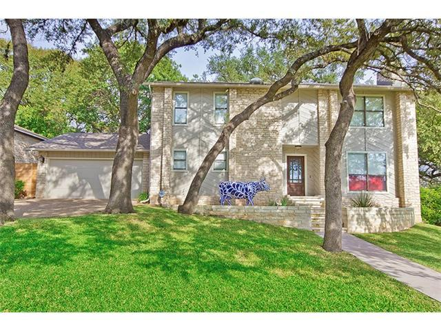 1300 Shannon Oaks Trl, Austin, TX 78746 (#5153001) :: Watters International