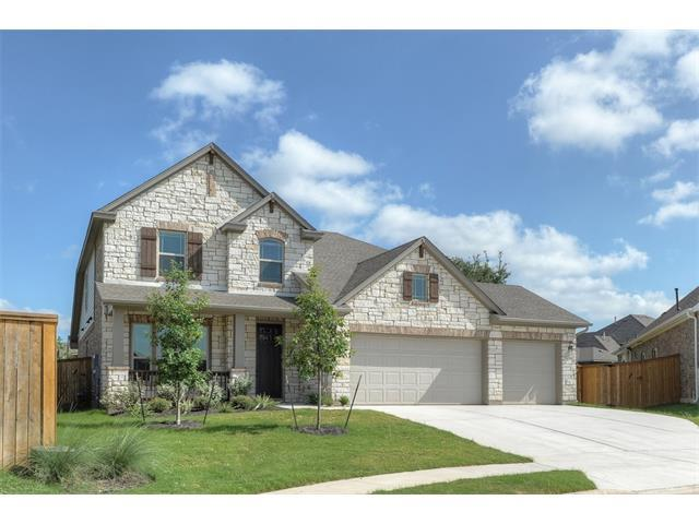 509 Choke Canyon Ln, Georgetown, TX 78628 (#5161898) :: Papasan Real Estate Team @ Keller Williams Realty