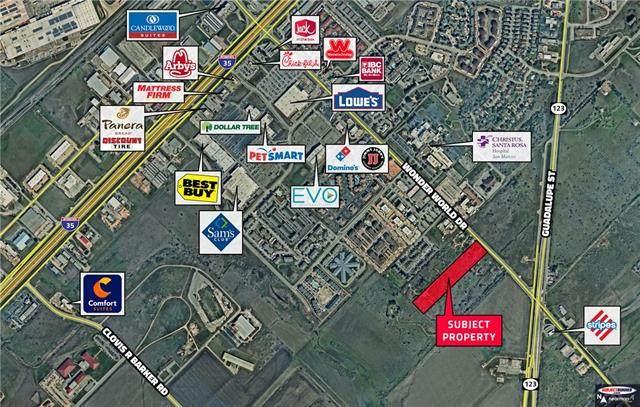 1416 Wonder World Dr, San Marcos, TX 78666 (MLS #5173564) :: Bray Real Estate Group