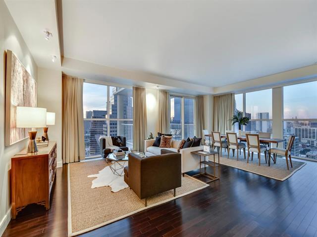 98 San Jacinto Blvd #2302, Austin, TX 78701 (#5176686) :: Austin Portfolio Real Estate - Keller Williams Luxury Homes - The Bucher Group