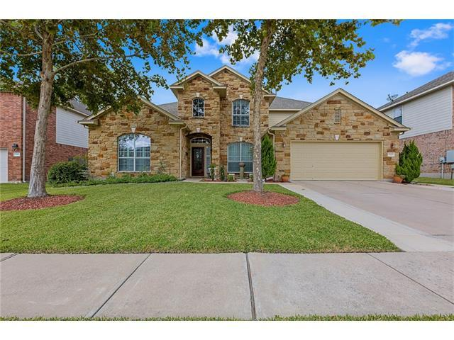 1200 Canyon Maple, Pflugerville, TX 78660 (#5199500) :: The Gregory Group