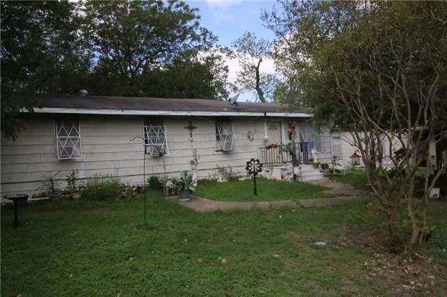 901 Washburn, Taylor, TX 76574 (#5203035) :: Green City Realty