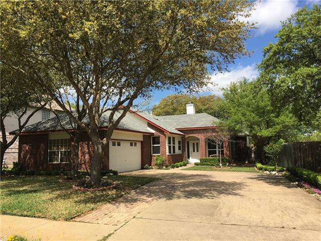1201 Forest Oaks Path, Cedar Park, TX 78613 (#5206297) :: The Gregory Group
