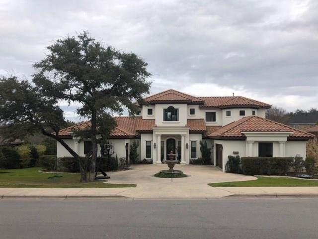 11804 Pleasant Panorama Vw, Austin, TX 78738 (#5210830) :: The Perry Henderson Group at Berkshire Hathaway Texas Realty