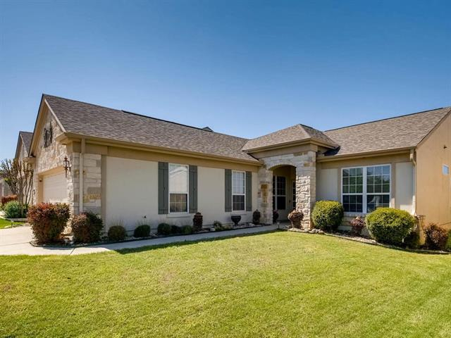 540 Deer Meadow Cir, Georgetown, TX 78633 (#5245228) :: Watters International