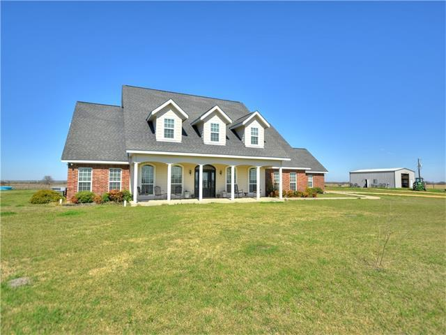 8919 N Fm 486, Thorndale, TX 76577 (#5245696) :: The ZinaSells Group