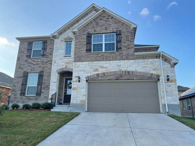 3338 Vineyard Trl, Harker Heights, TX 76548 (#5273984) :: Papasan Real Estate Team @ Keller Williams Realty