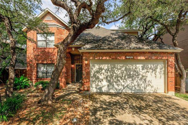 2101 Rachel Rdg, Cedar Park, TX 78613 (#5334500) :: RE/MAX Capital City