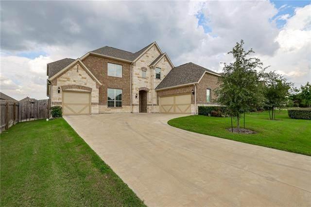 3809 Mineral Dr, Leander, TX 78641 (#5361799) :: Front Real Estate Co.