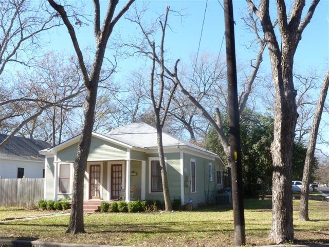 4312 Avenue D, Austin, TX 78751 (#5402554) :: The Perry Henderson Group at Berkshire Hathaway Texas Realty