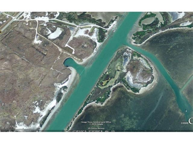 0 W Of INTRACOASTAL Canal Rd, Other, TX 78382 (#5408042) :: Forte Properties