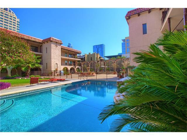 505 W 7th St #118, Austin, TX 78701 (#5427260) :: Papasan Real Estate Team @ Keller Williams Realty