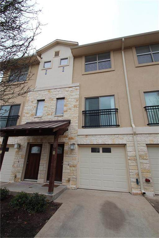 13420 Lyndhurst St #602, Austin, TX 78729 (#5429120) :: RE/MAX Capital City