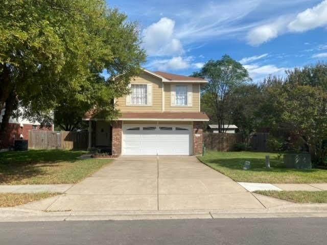 1888 Wallin Loop, Round Rock, TX 78664 (#5473697) :: Papasan Real Estate Team @ Keller Williams Realty