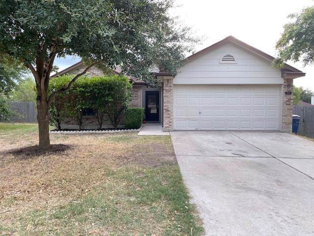 108 Cattail Cv, Hutto, TX 78634 (#5480486) :: The Perry Henderson Group at Berkshire Hathaway Texas Realty