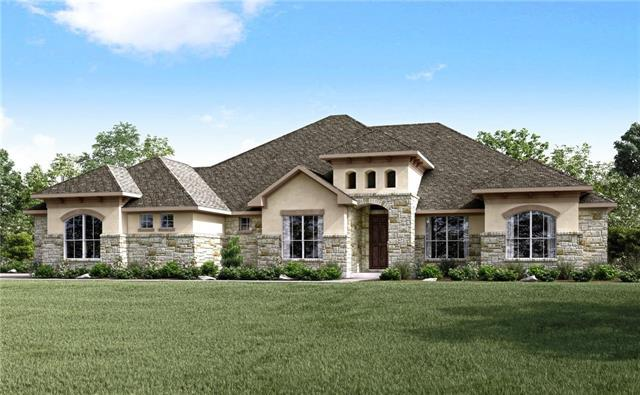 1311 Rutherford Dr, Dripping Springs, TX 78619 (#5480515) :: The Gregory Group