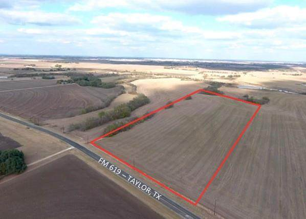 175 Acres Fm 619, Taylor, TX 76574 (#5480595) :: Watters International