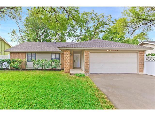 2619 Carlow Dr, Austin, TX 78745 (#5490021) :: Watters International