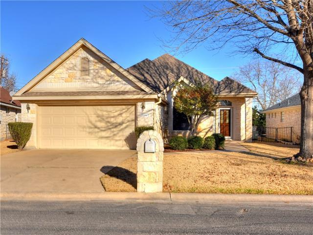 214 Village Dr, Georgetown, TX 78628 (#5493988) :: Kevin White Group