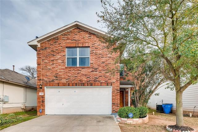 3307 Etheredge Dr, Austin, TX 78725 (#5514483) :: Forte Properties