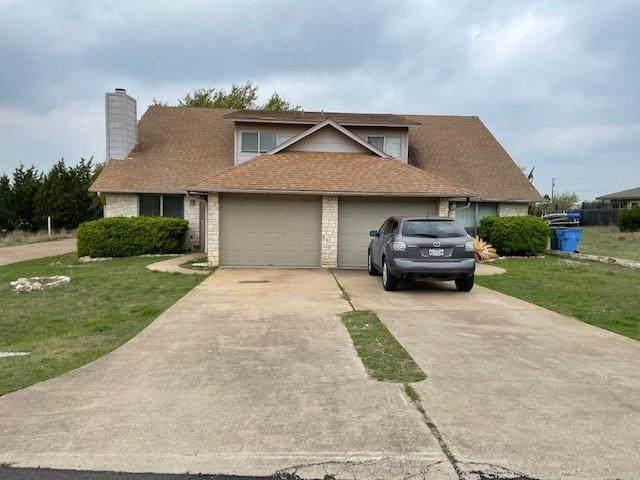 2502 American Dr, Lago Vista, TX 78645 (#5526194) :: Papasan Real Estate Team @ Keller Williams Realty