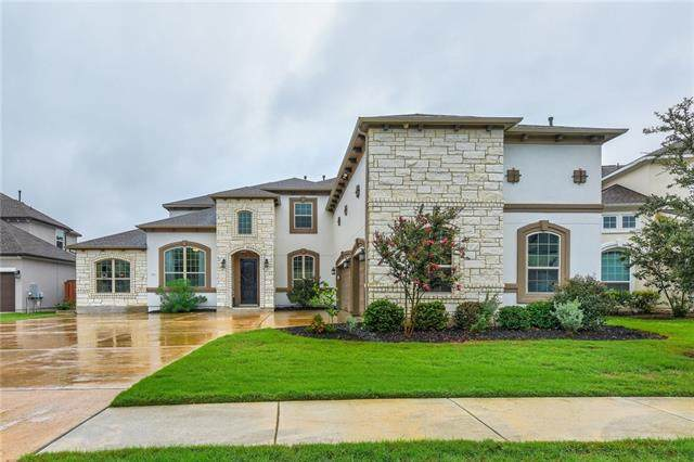 1308 Arrowfeather Pass, Leander, TX 78641 (#5527995) :: The Perry Henderson Group at Berkshire Hathaway Texas Realty