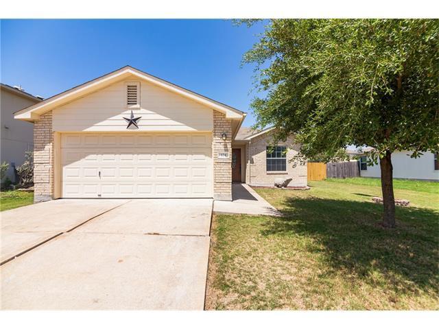 124 Wegstrom St, Hutto, TX 78634 (#5538879) :: RE/MAX Capital City