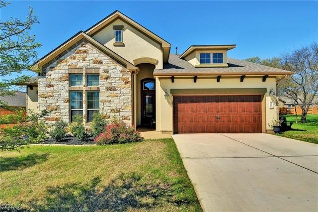 320 Alabaster Caverns Dr, Georgetown, TX 78628 (#5550350) :: The Gregory Group