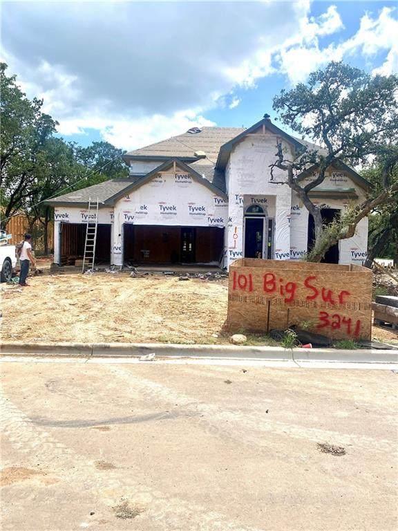 101 Big Sur Dr, Cedar Park, TX 78613 (#5564858) :: Papasan Real Estate Team @ Keller Williams Realty