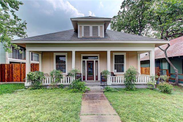 305 W 38th St, Austin, TX 78705 (#5618127) :: The Perry Henderson Group at Berkshire Hathaway Texas Realty