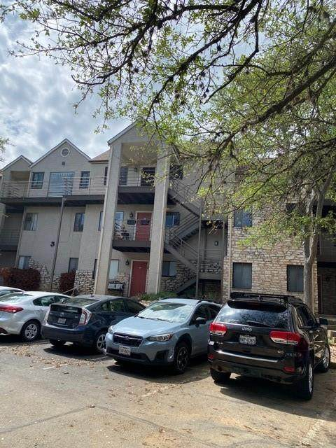 6810 Deatonhill Dr #303, Austin, TX 78745 (#5620398) :: Lancashire Group at Keller Williams Realty
