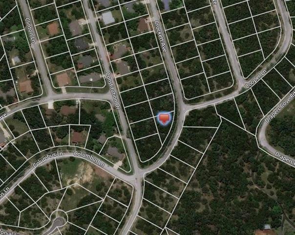 3802 Crockett Ave, Lago Vista, TX 78645 (#5654930) :: Forte Properties