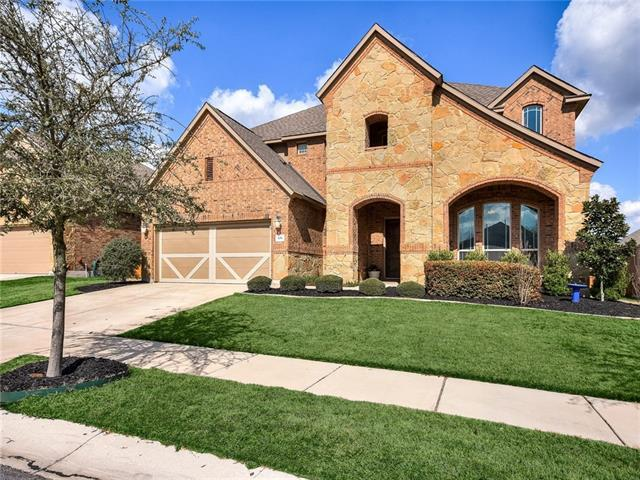 106 Tascate, Georgetown, TX 78628 (#5662444) :: The Gregory Group