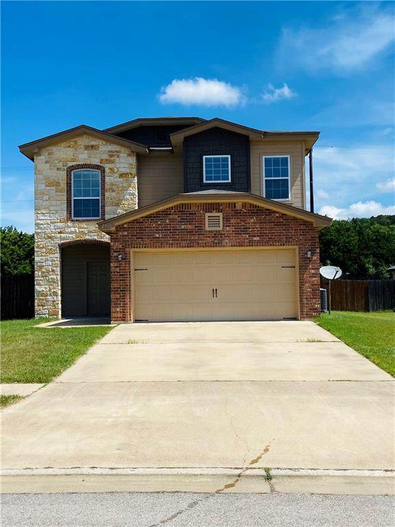 2511 Montague County Dr, Killeen, TX 76549 (#5673700) :: Papasan Real Estate Team @ Keller Williams Realty
