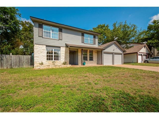 7602 Burly Oak Cir, Austin, TX 78745 (#5678988) :: The ZinaSells Group