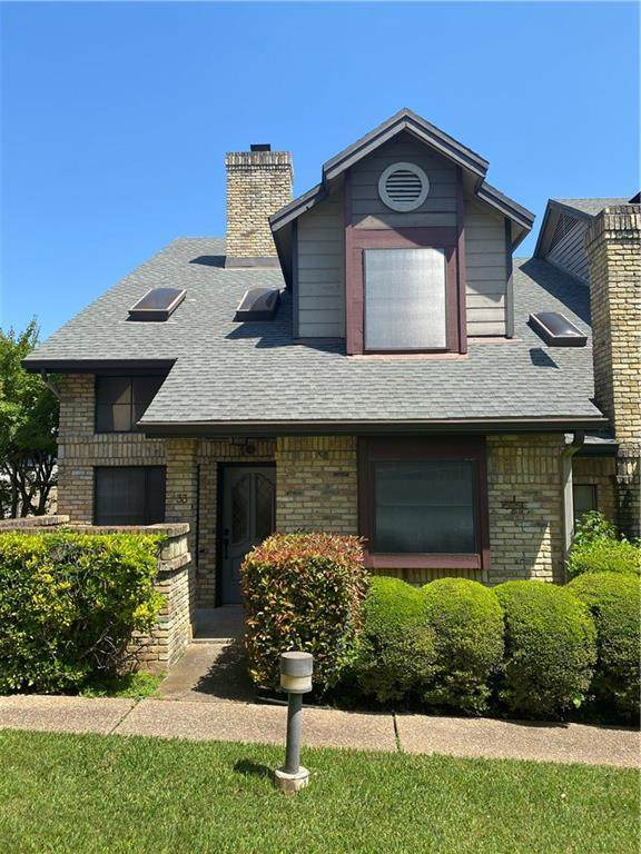 10819 Crown Colony Dr #33, Austin, TX 78747 (#5691259) :: The Heyl Group at Keller Williams