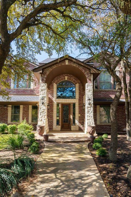 50 Ranch Road 1869, Liberty Hill, TX 78642 (#5715742) :: Ben Kinney Real Estate Team