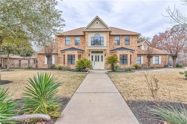 10 Oak Vw, Round Rock, TX 78664 (#5726235) :: Papasan Real Estate Team @ Keller Williams Realty