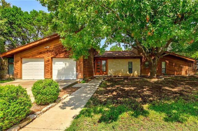 4125 Rockwood Dr, Lago Vista, TX 78645 (#5774595) :: First Texas Brokerage Company
