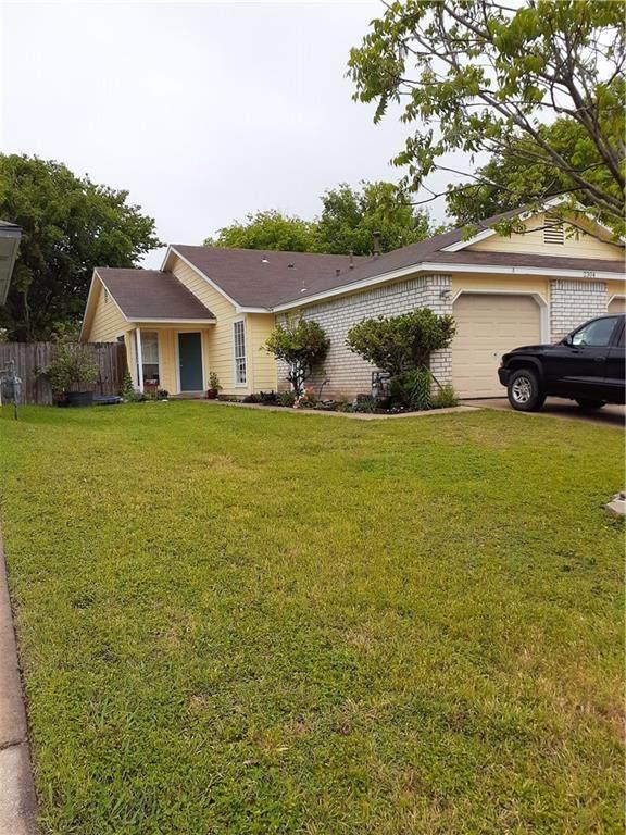 2304 Fuzz Fairway Dr A & B, Austin, TX 78728 (#5774702) :: Papasan Real Estate Team @ Keller Williams Realty