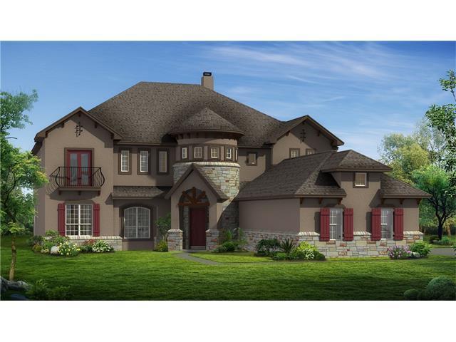 540 Big Brown Dr, Austin, TX 78737 (#5805578) :: Austin International Group LLC