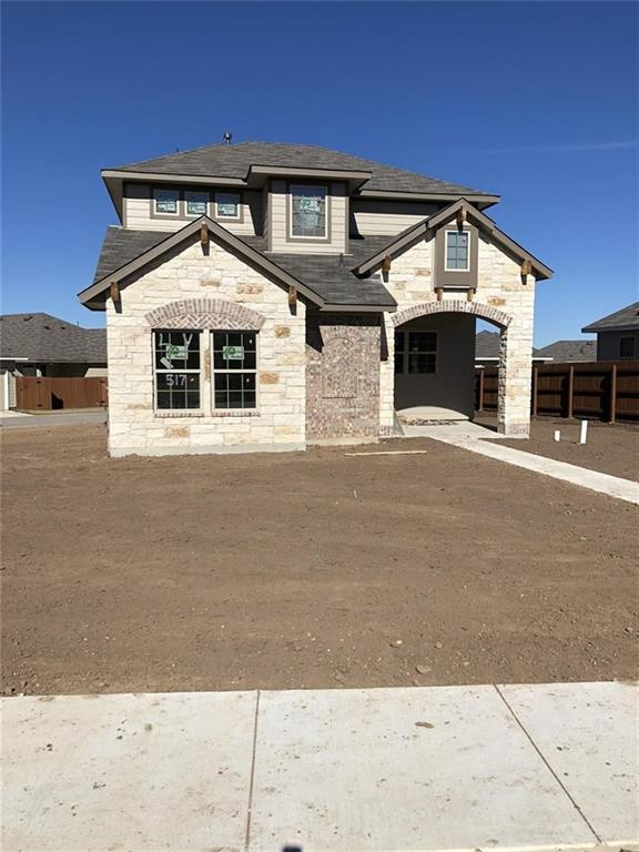 517 Canadian Springs Dr, Leander, TX 78641 (#5806137) :: The Heyl Group at Keller Williams