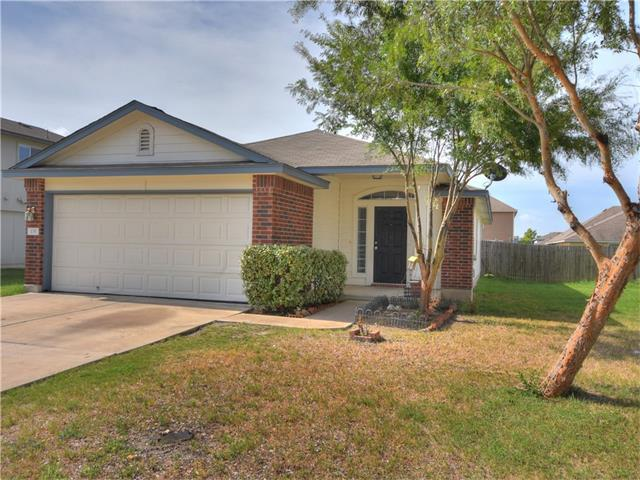135 Holmstrom St, Hutto, TX 78634 (#5839250) :: RE/MAX Capital City