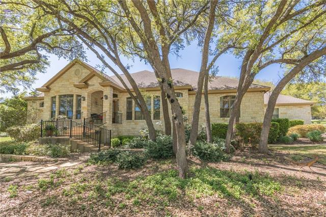 100 Goldridge Dr, Georgetown, TX 78633 (#5859924) :: The Gregory Group