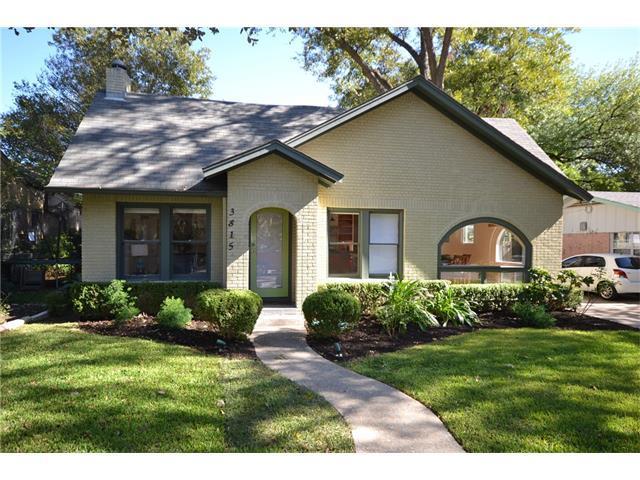 3815 Avenue G, Austin, TX 78751 (#5861155) :: Papasan Real Estate Team @ Keller Williams Realty