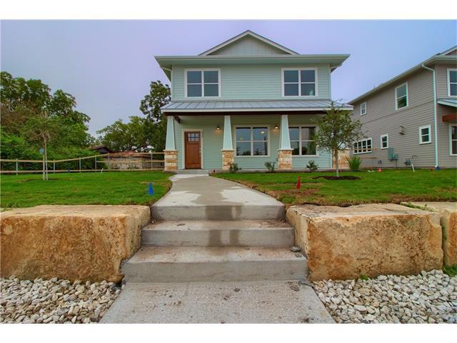 809 W Allen St, Kyle, TX 78640 (#5892424) :: Forte Properties