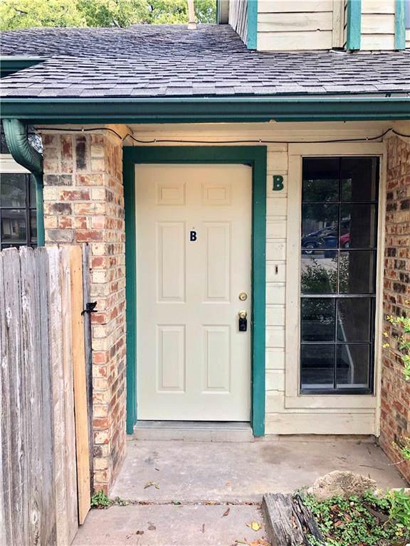 1908 Albury Cv B, Austin, TX 78758 (#5918099) :: Ben Kinney Real Estate Team