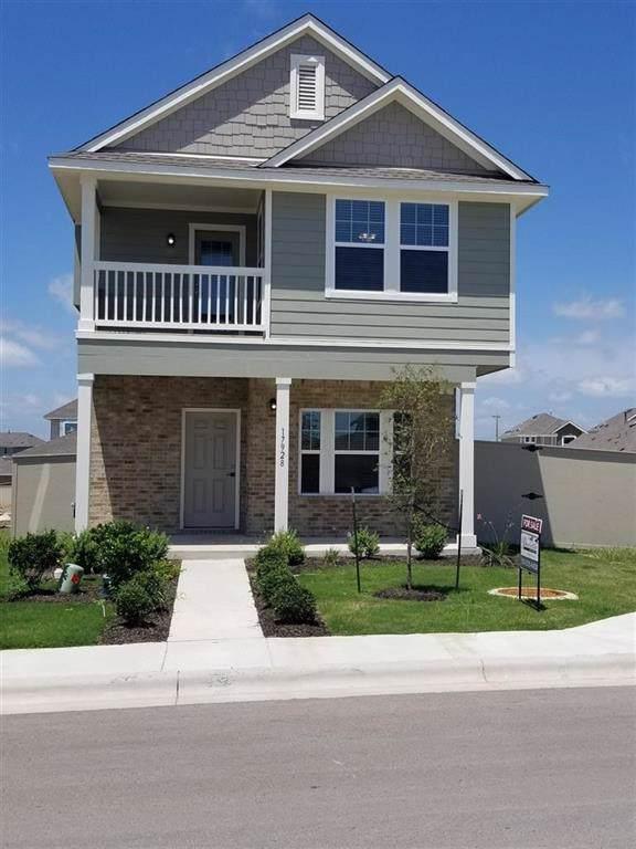 17928 Lungo, Pflugerville, TX 78660 (#5919261) :: Ben Kinney Real Estate Team