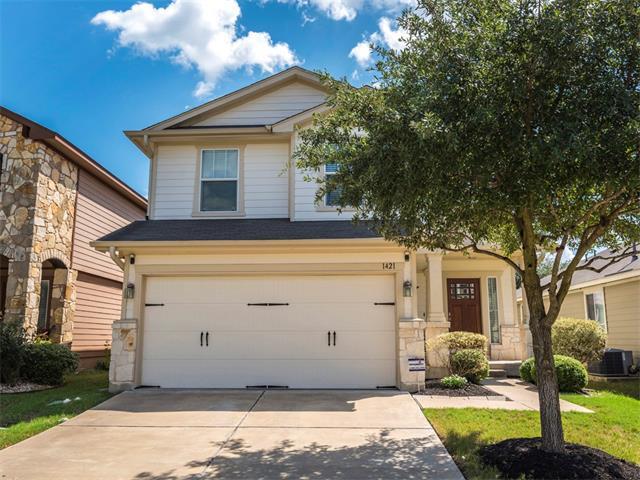 1421 Huckleberry Ln, Austin, TX 78748 (#5924316) :: Papasan Real Estate Team @ Keller Williams Realty